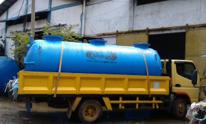 Septic tank dan STP Biotech