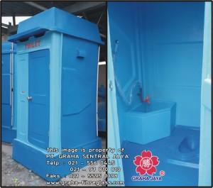 Toilet Fiber Tipe A