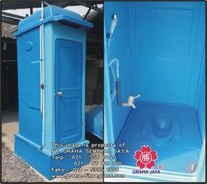 Toilet Fiber Tipe B