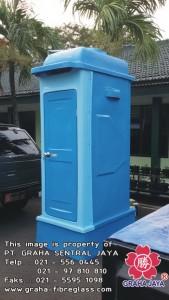 Toilet Fiberglass Tipe B