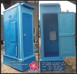 Toilet Portable Tipe C